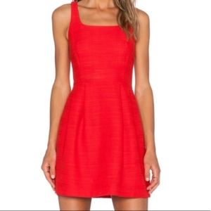 1.State Red Dress -Size Medium